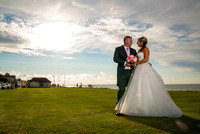 Marine hotel whitstable wedding photography