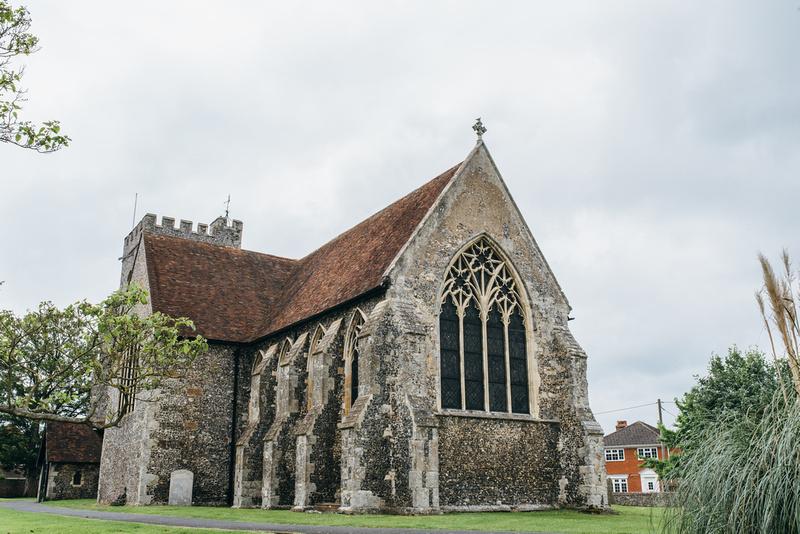 Weddings at St.Marys Church Chartham