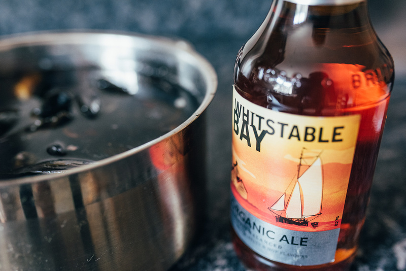 Whitstable Bay Pale Ale brewed by Shepheard Neame Faversham