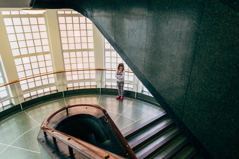 Science museum lifestyle photography